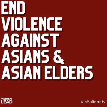 End Violence Against Asian Americans